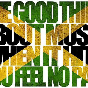 Trenchtown Rocks by SoulVisible