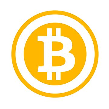Bitcoin cryptocurrency logo by AskhamsRetail