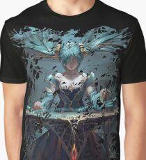 League of Legends - Sona - Adagio summoner Graphic T-Shirt