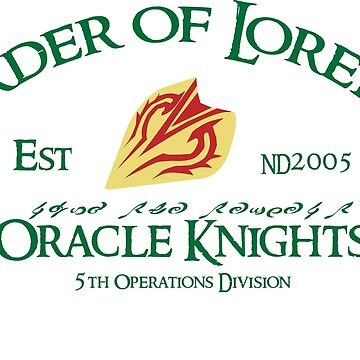 Order of Lorelei - 5th Division  by AquaMoon