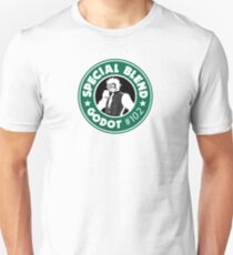 GODOT SPECIAL BLEND #102 Unisex T-Shirt