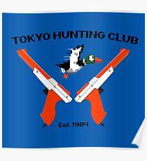 Tokyo Hunting Club Poster