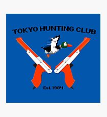 Tokyo Hunting Club Photographic Print