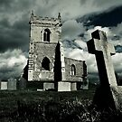 St Mary's Church, Colston Basset, Nottinghamshire, UK by geoff curtis