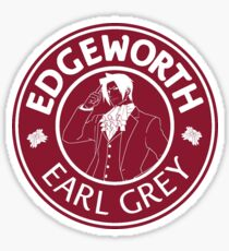 EDGEWORTH EARL GREY Sticker