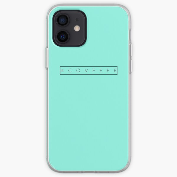 Covfefe. iPhone Soft Case