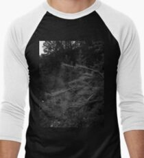 Into the Wolf's Lair ...  Men's Baseball ¾ T-Shirt