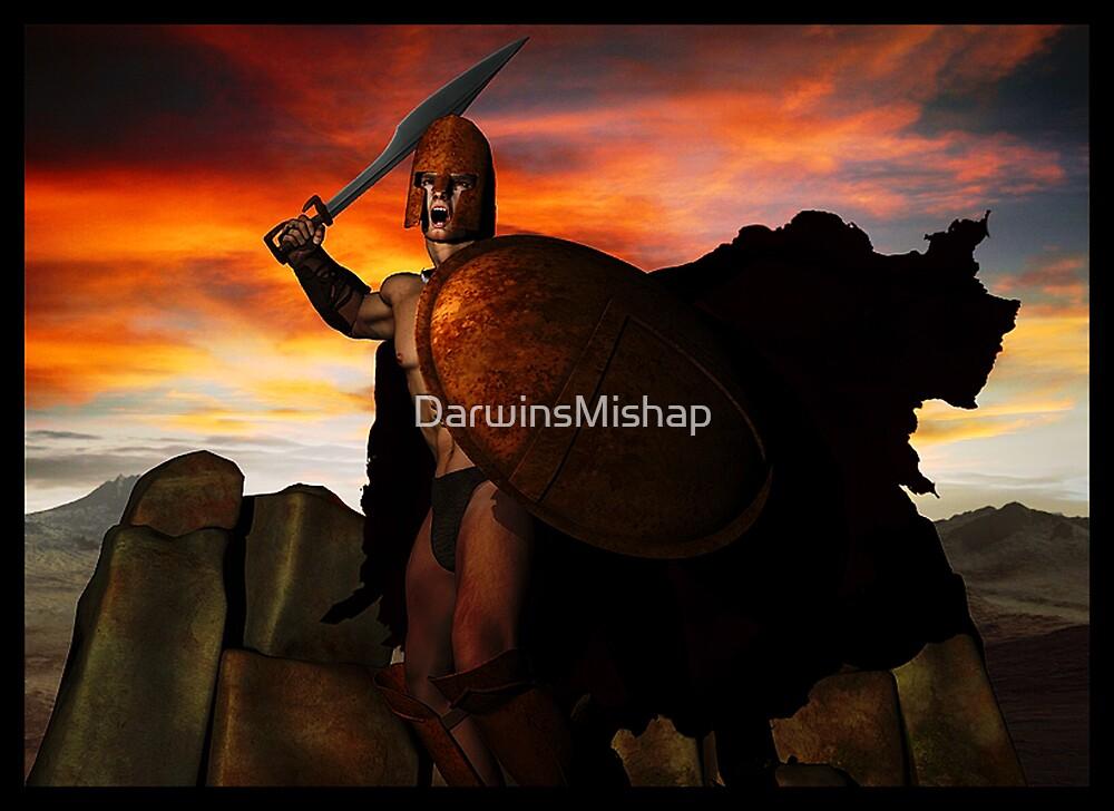 The Spartan by DarwinsMishap
