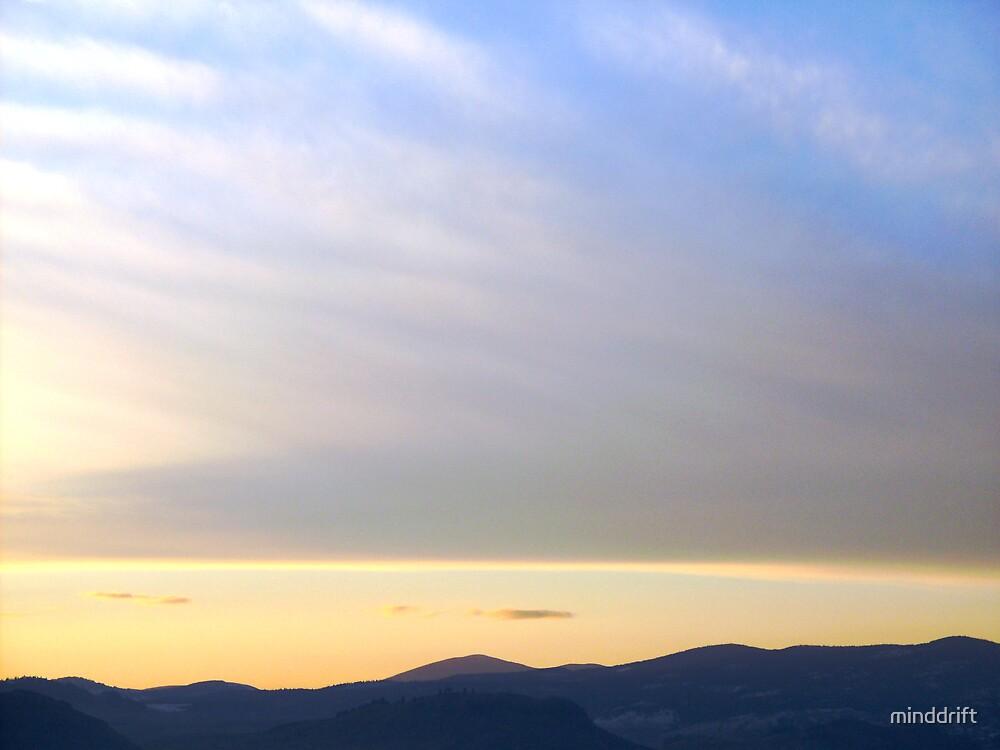 Sunrise by minddrift
