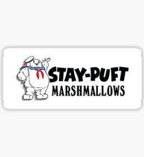 Stay-Puft Marshmallows Sticker