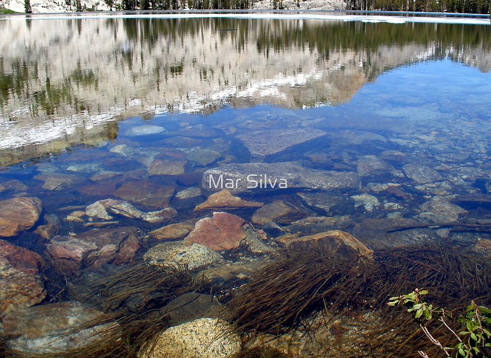 May Lake Reflections... by Mar Silva