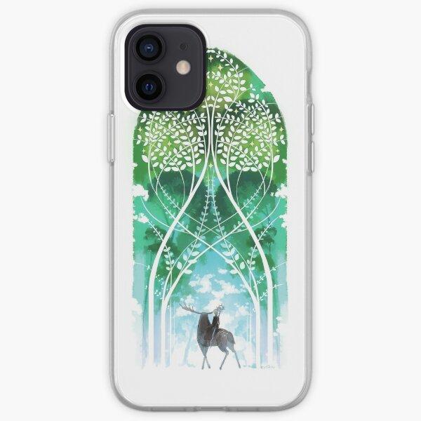 DA:I-The Emerald Graves iPhone Soft Case