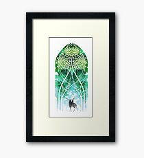 DA:I-The Emerald Graves Framed Print