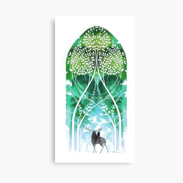 DA:I-The Emerald Graves Canvas Print