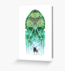 DA:I-The Emerald Graves Greeting Card