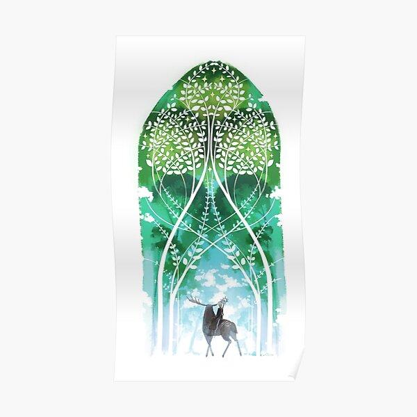 DA:I-The Emerald Graves Poster