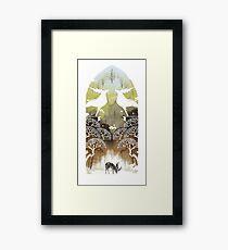 DA:I-Exalted Plains Framed Print