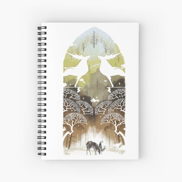 DA:I-Exalted Plains Spiral Notebook