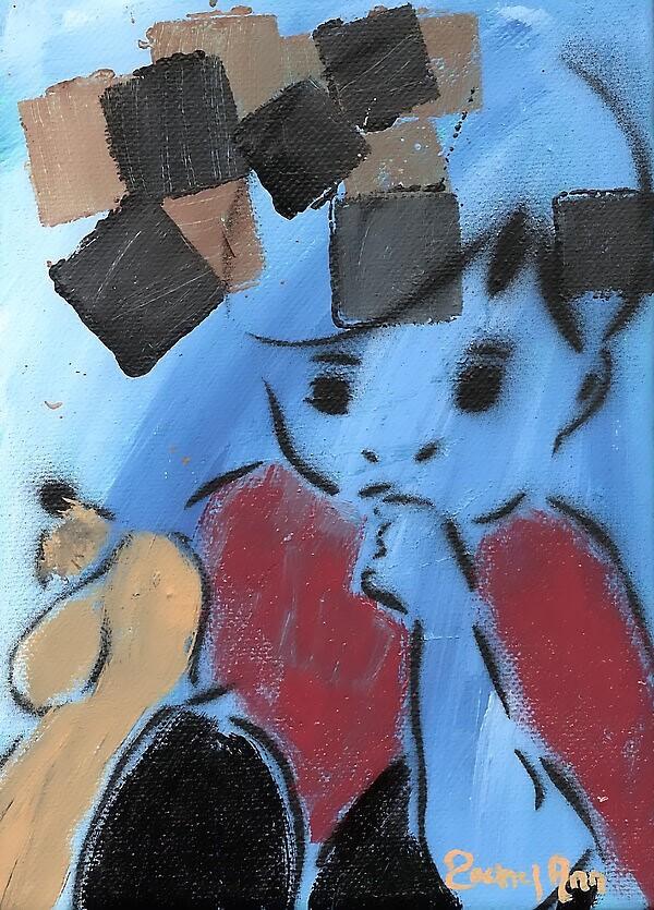 His Contemplation by rachelann