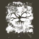 Tree of Woe (Dark Shirt) by Wilt Manglicmot