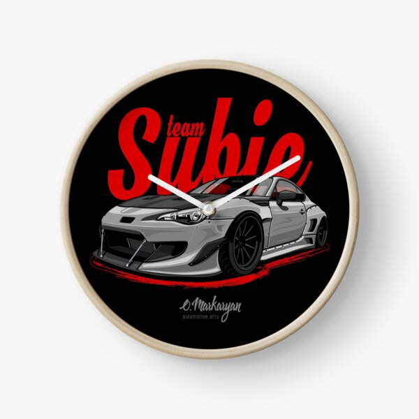 I Love My FRS Decal Sticker JDM Heart Scion ZN6 Boxer Flat Four 4 Tuner RWD