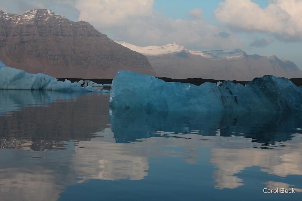 Iceland Iceberg by Carol Bock