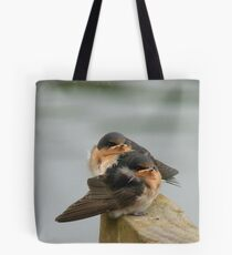 We're Waiting For The Airborne Catering Service - Swallows - NZ Tote Bag