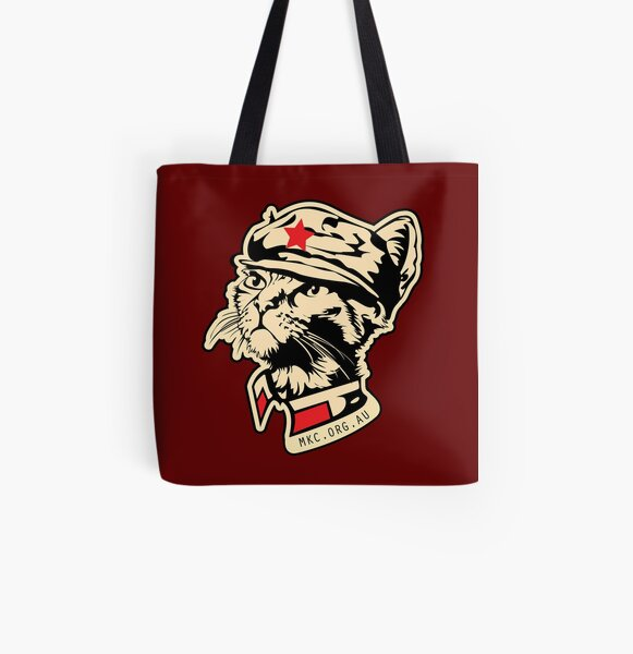 Chairman Meow - Classic All Over Print Tote Bag