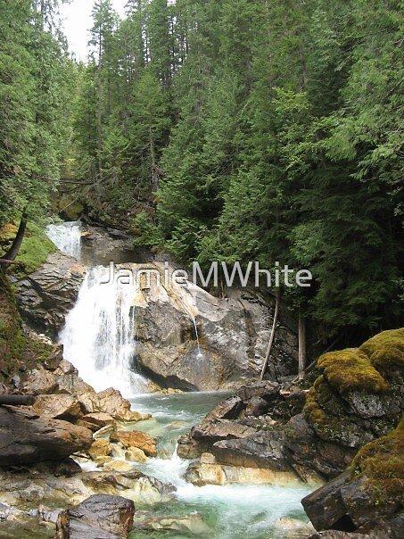 Waterfall by JamieMWhite