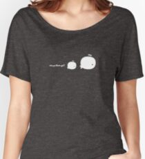 Whale Migration Women's Relaxed Fit T-Shirt