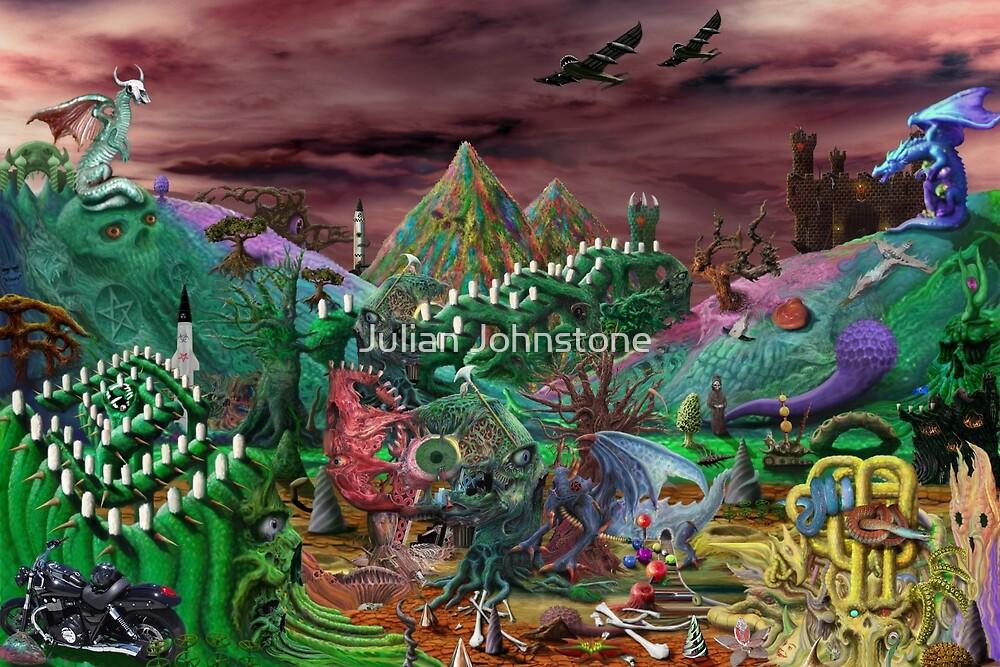 Atomic Aftermath by Julian Johnstone