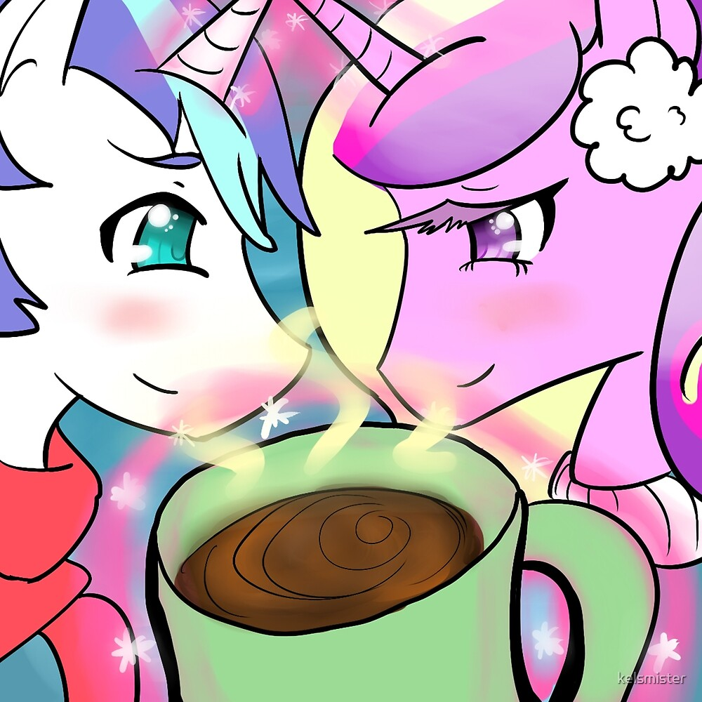 ShiningxCadance Cocoa by kelsmister