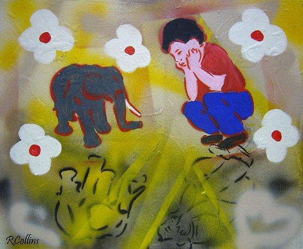 Yellow Feeling by rachelann