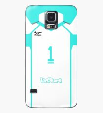 HAIKYUU!! OIKAWA TOORU JERSEY PHONE CASE AOBA JOHSAI ANIME SAMSUNG GALAXY + IPHONE Case/Skin for Samsung Galaxy