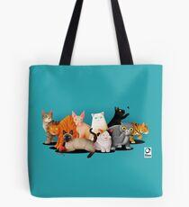 Gatos / Cats Tote Bag
