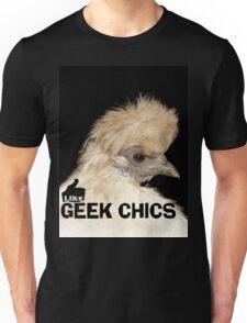 Like...Geek Chics!! - T-Shirt NZ Unisex T-Shirt