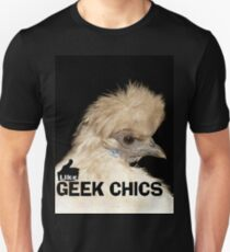 Like...Geek Chics!! - T-Shirt NZ T-Shirt