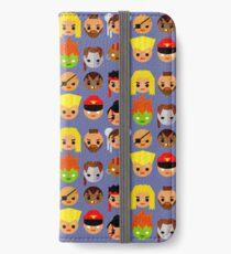 Street Fighter 2 Mini iPhone Wallet/Case/Skin