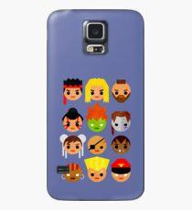 Street Fighter 2 Mini Case/Skin for Samsung Galaxy