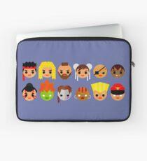 Street Fighter 2 Mini Laptop Sleeve