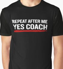 Softball Coach Funny Quote Sarcastic Fathers Gift Graphic T-Shirt