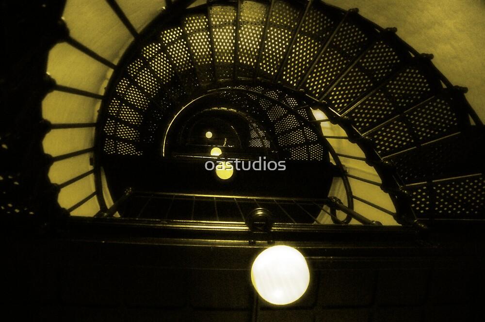 Lighthouse Climb by oastudios