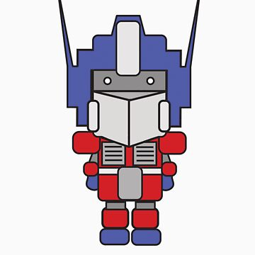 Optimus Prime! by hanjungyup