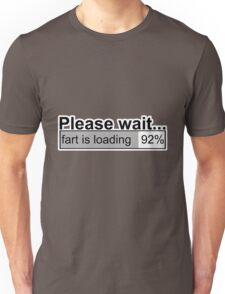 Please wait t-shirts T-Shirt