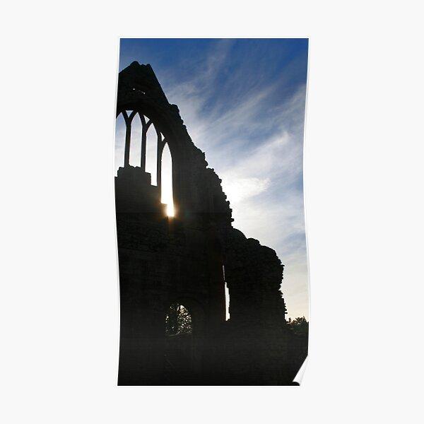 Dryburgh Abbey 5 Poster