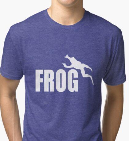 Frog t-shirts Tri-blend T-Shirt
