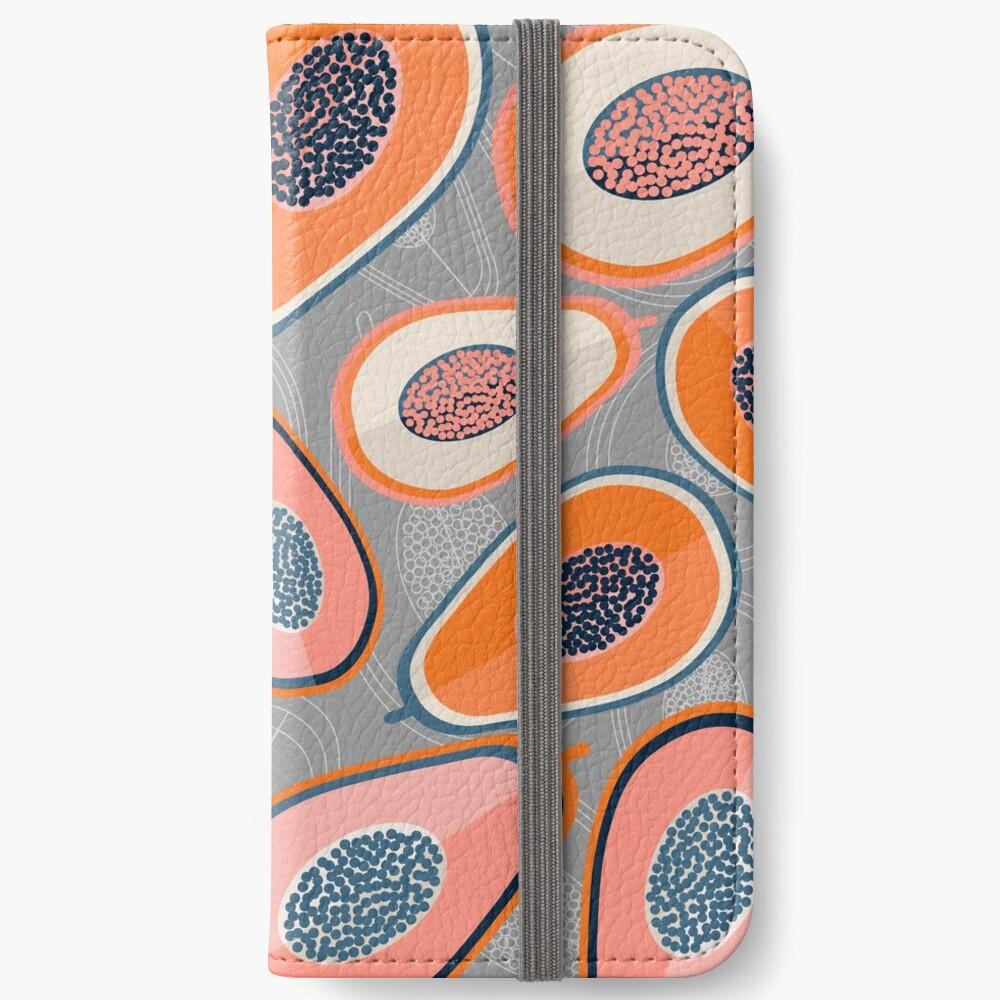 Papayas iPhone Flip-Case