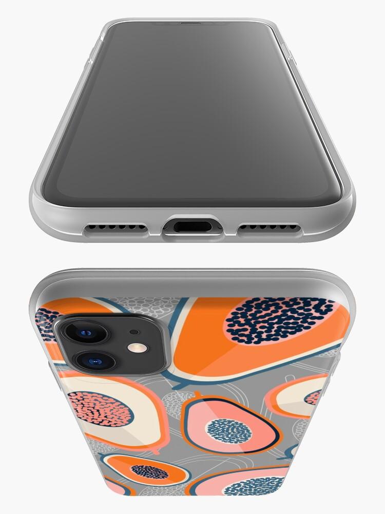 Alternative Ansicht von Papayas iPhone-Hülle & Cover