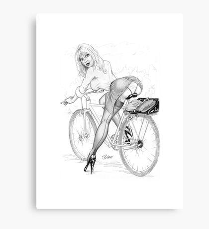 Alternate transport Canvas Print