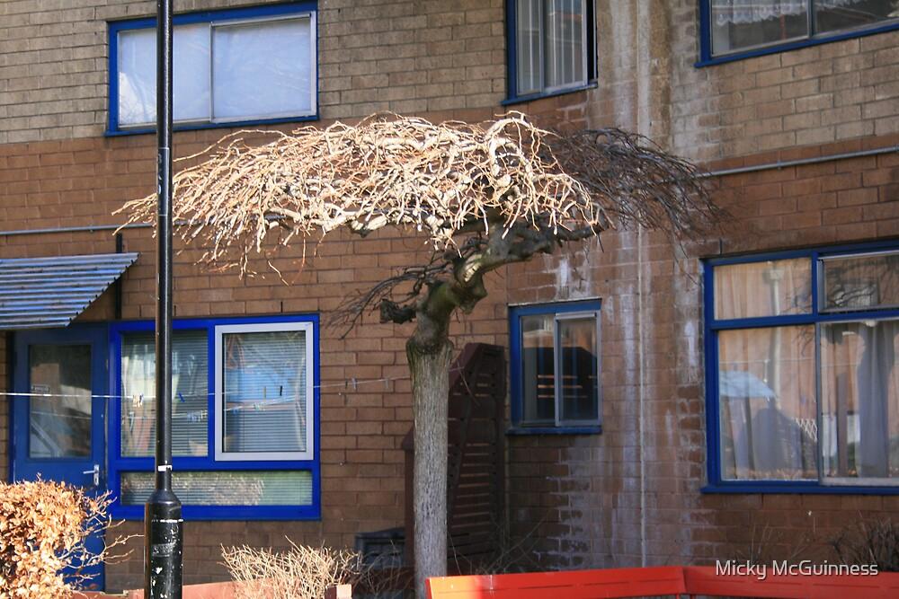 Byker Tree by Micky McGuinness